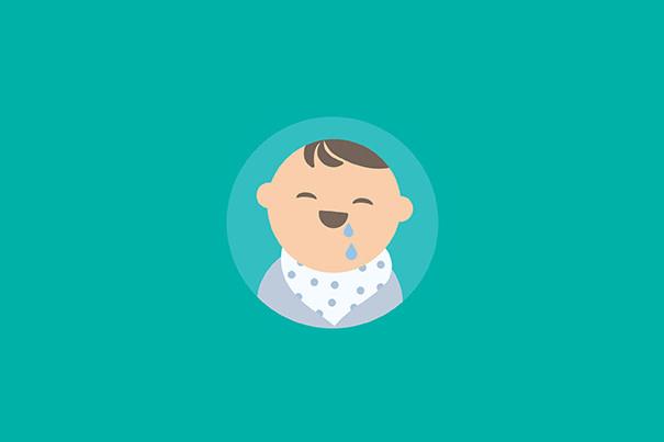 Signes de percee des dents et solutions de soulagement