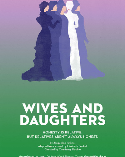 Wives & Daughters Cover Photo