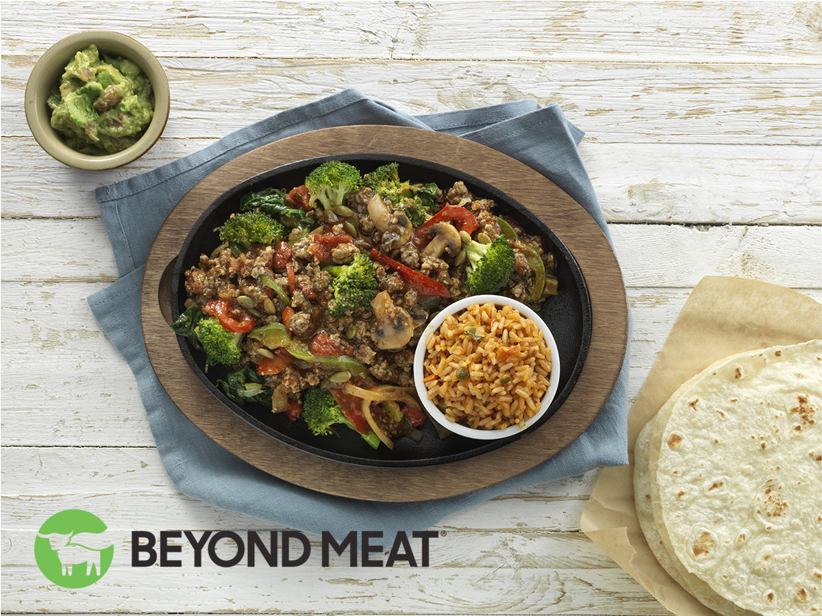Beyond Meat Fajita