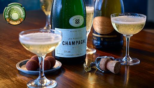 Hotspot champagne