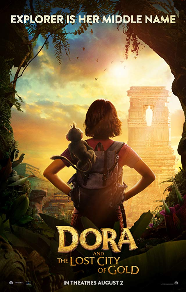 Dora and the City of Lost Gold