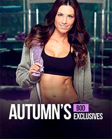 Autumn's BOD Exclusives