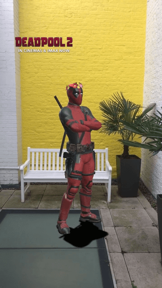 Deadpool sees a 44% lift in movie views with an iconic campaign on Snapchat