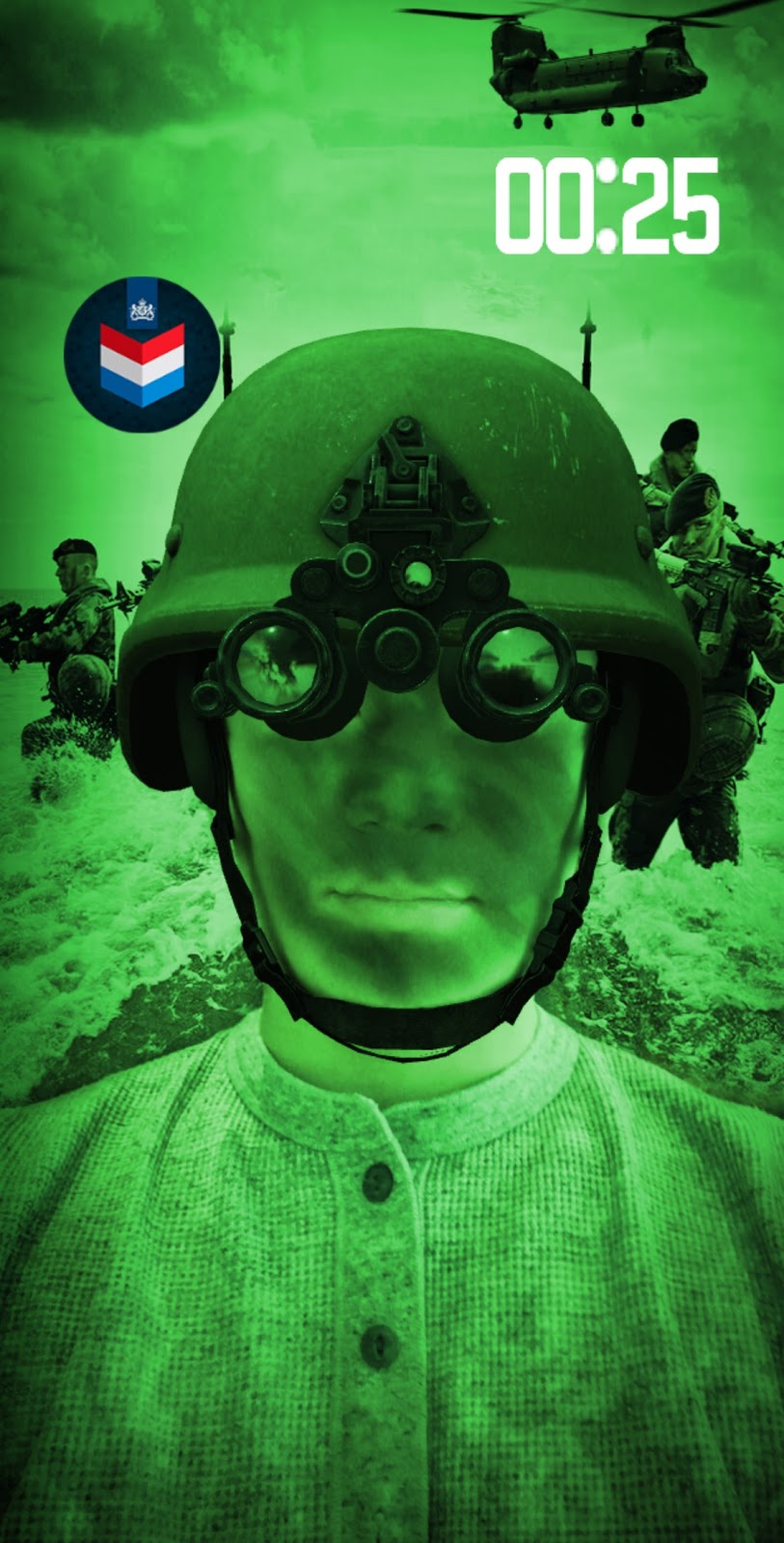 The Dutch Ministry of Defense drives awareness and recruitment with Snapchat