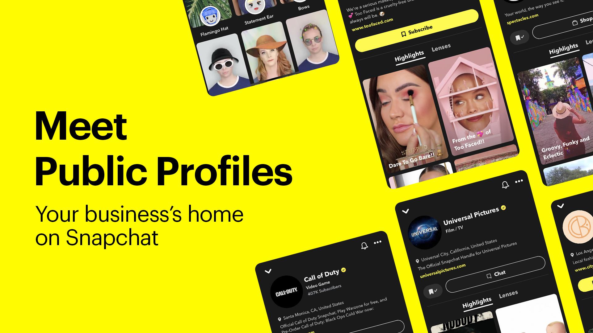 Picture snapchat profile Snapchat Profile