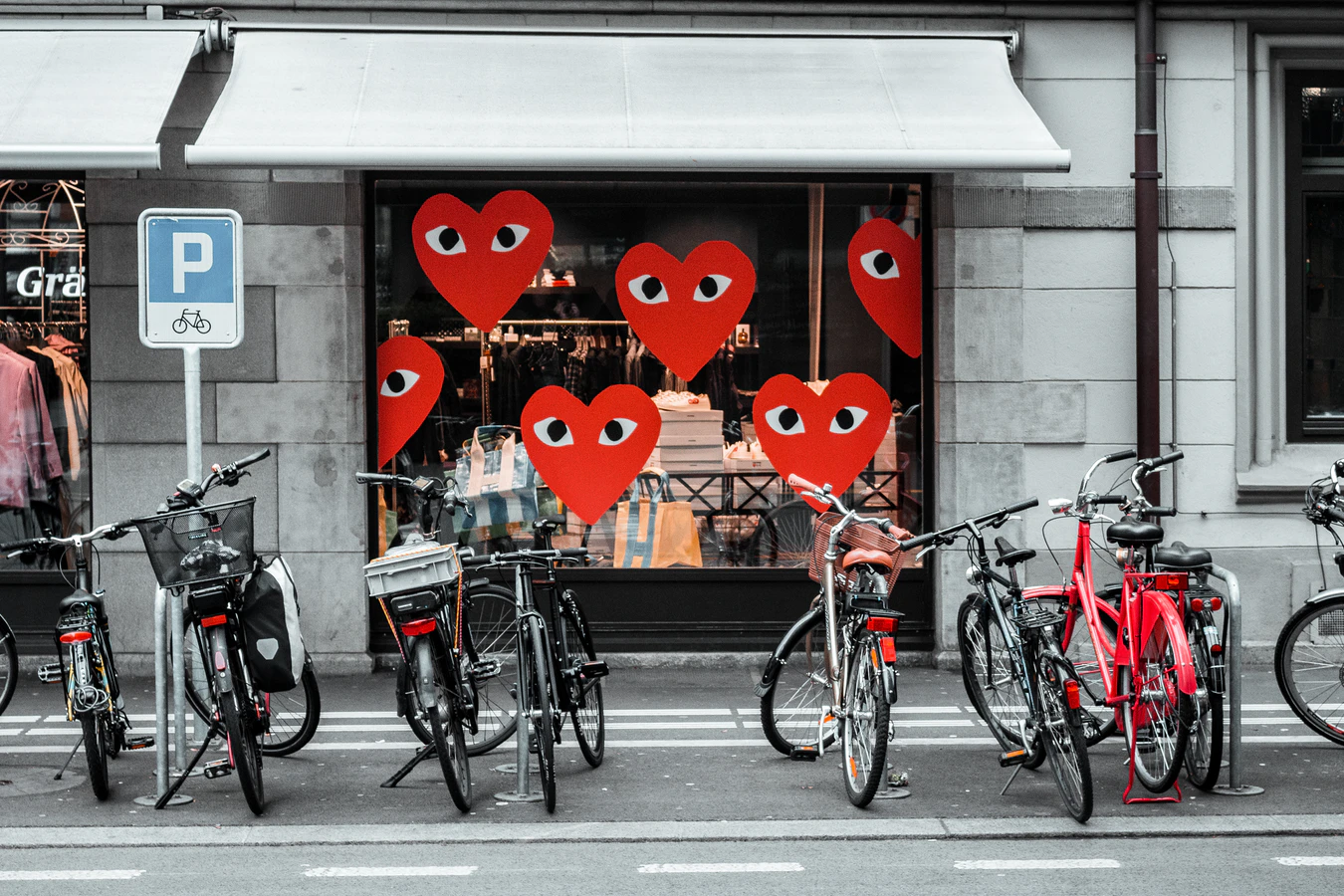 A Global love: The Influences of Comme des Garçons and Our