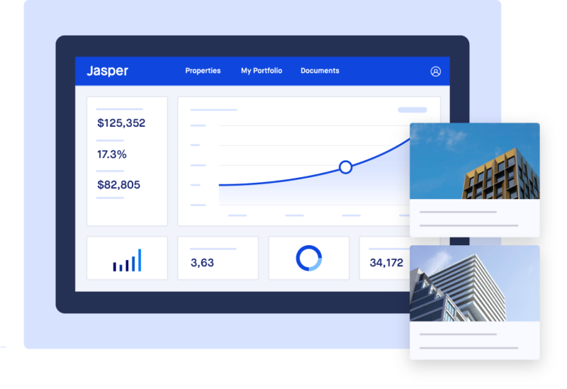 Track returns and manage your portfolio with ease