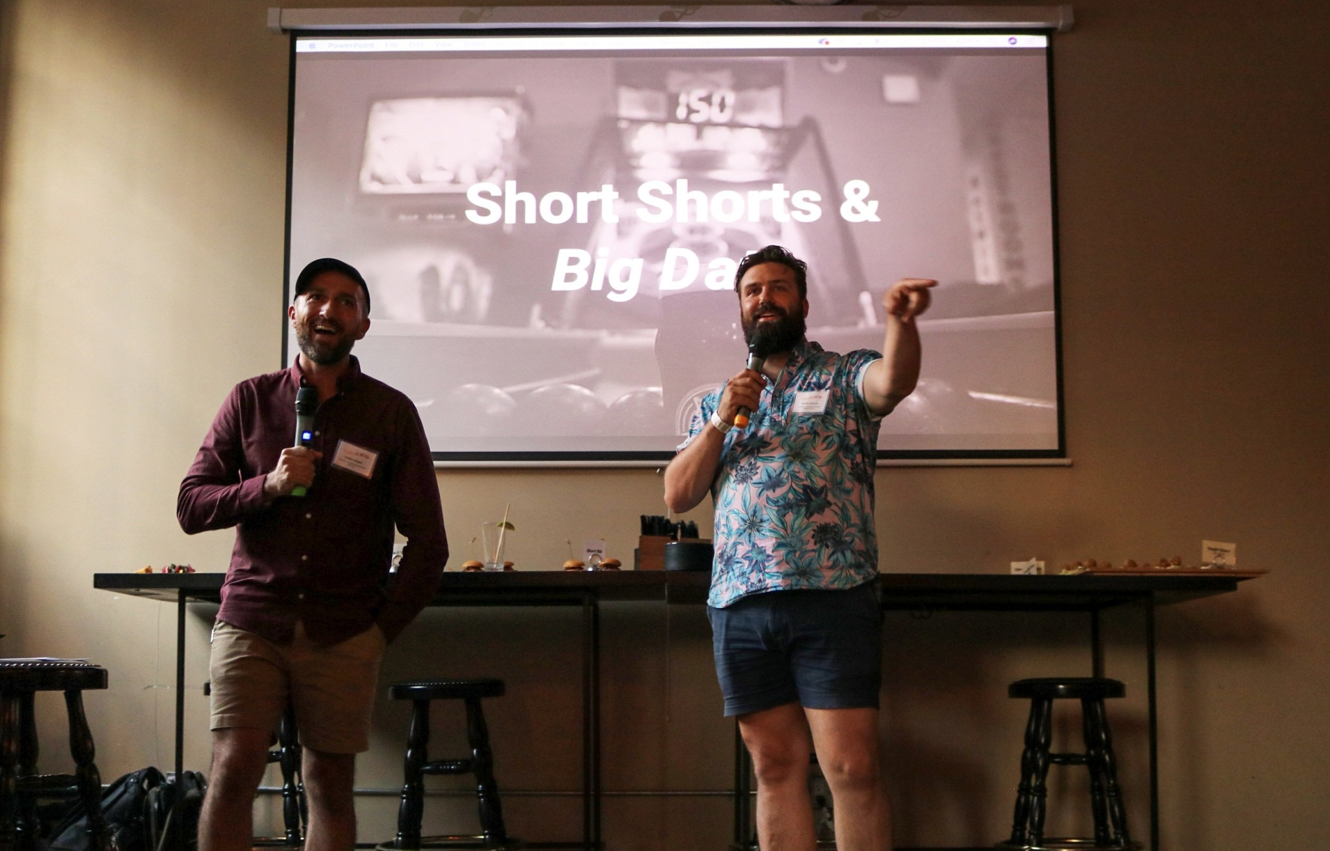 Short Shorts & Big Data (An Event Recap of Commerce on Tap: LA) Featured Image