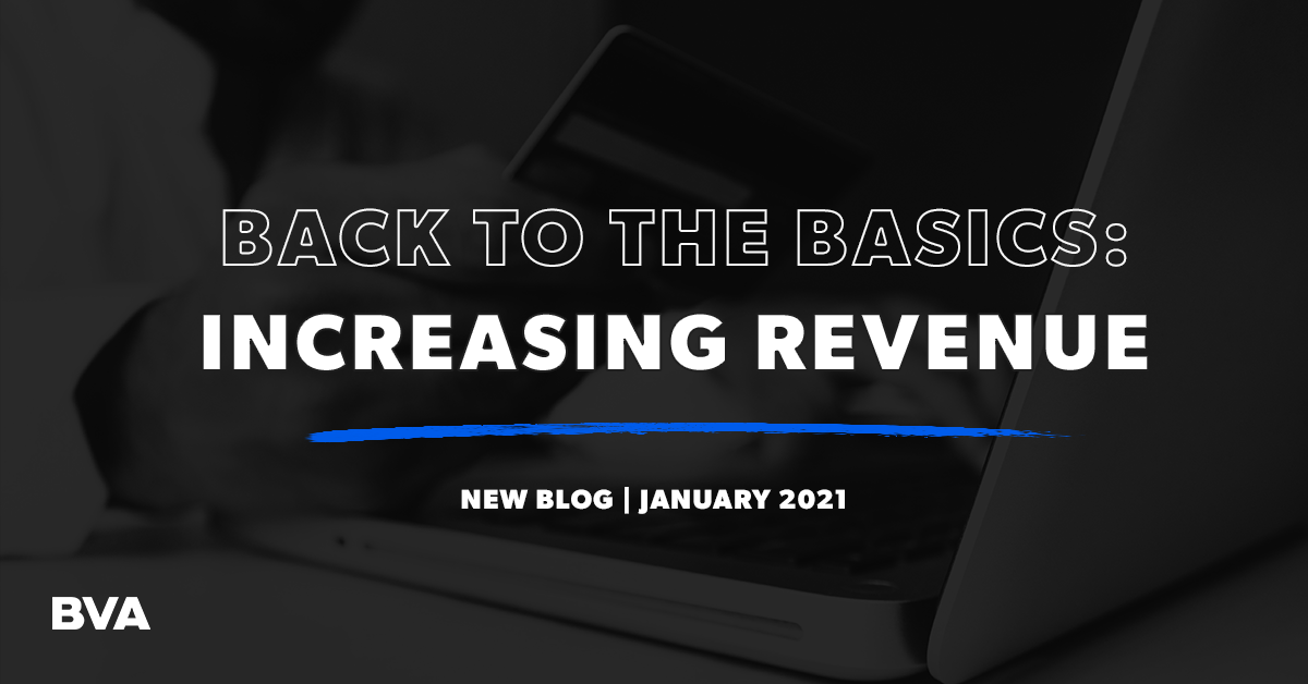 Back to the Basics: Tactics to Increase Revenue for Your eCommerce Store in 2021 Featured Image