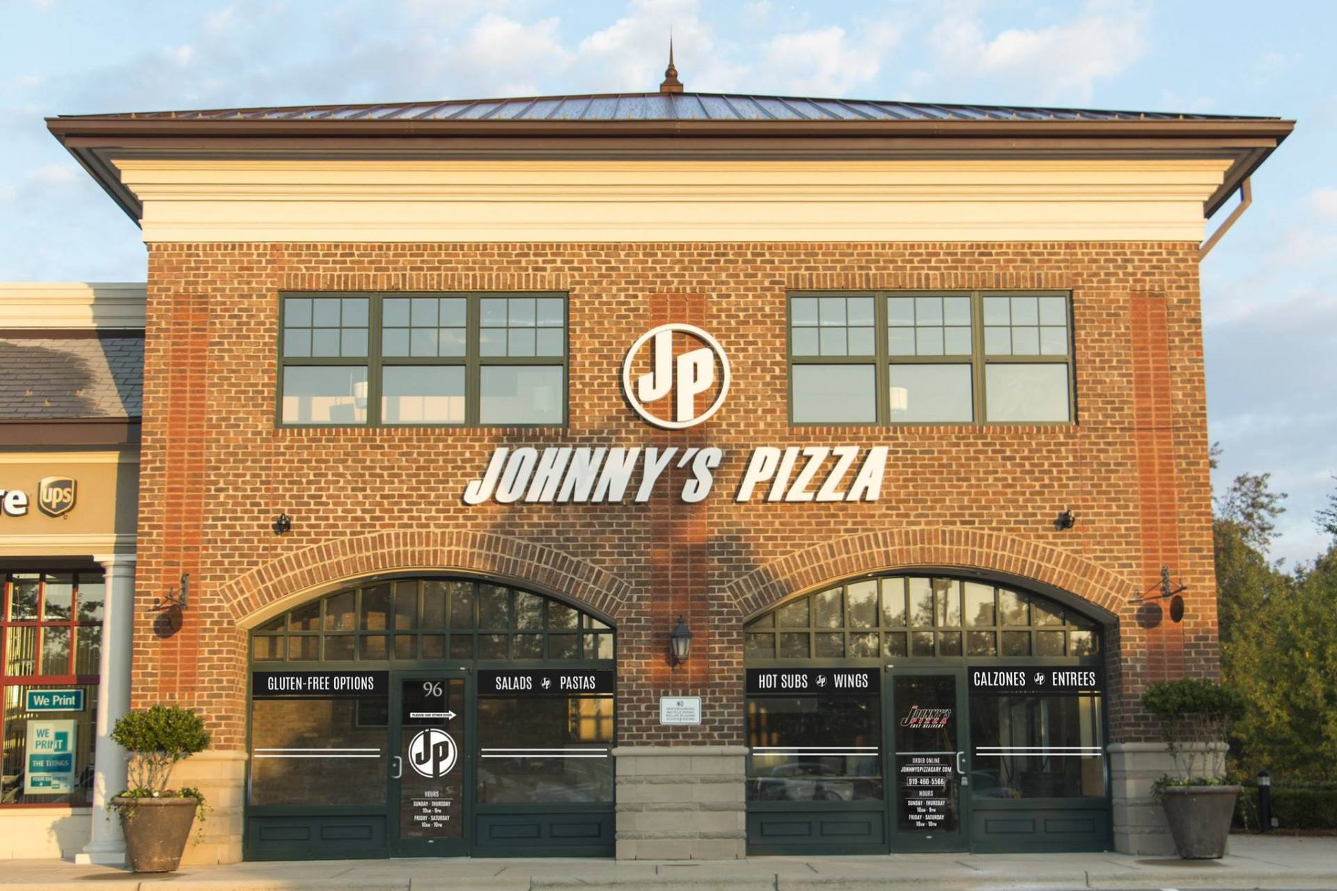 Johnny's Pizza 5