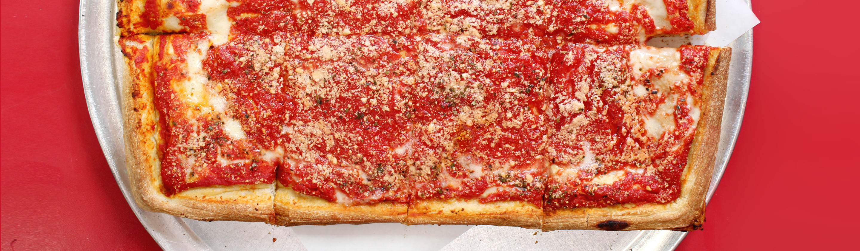 Sicilian Pizza - Desktop
