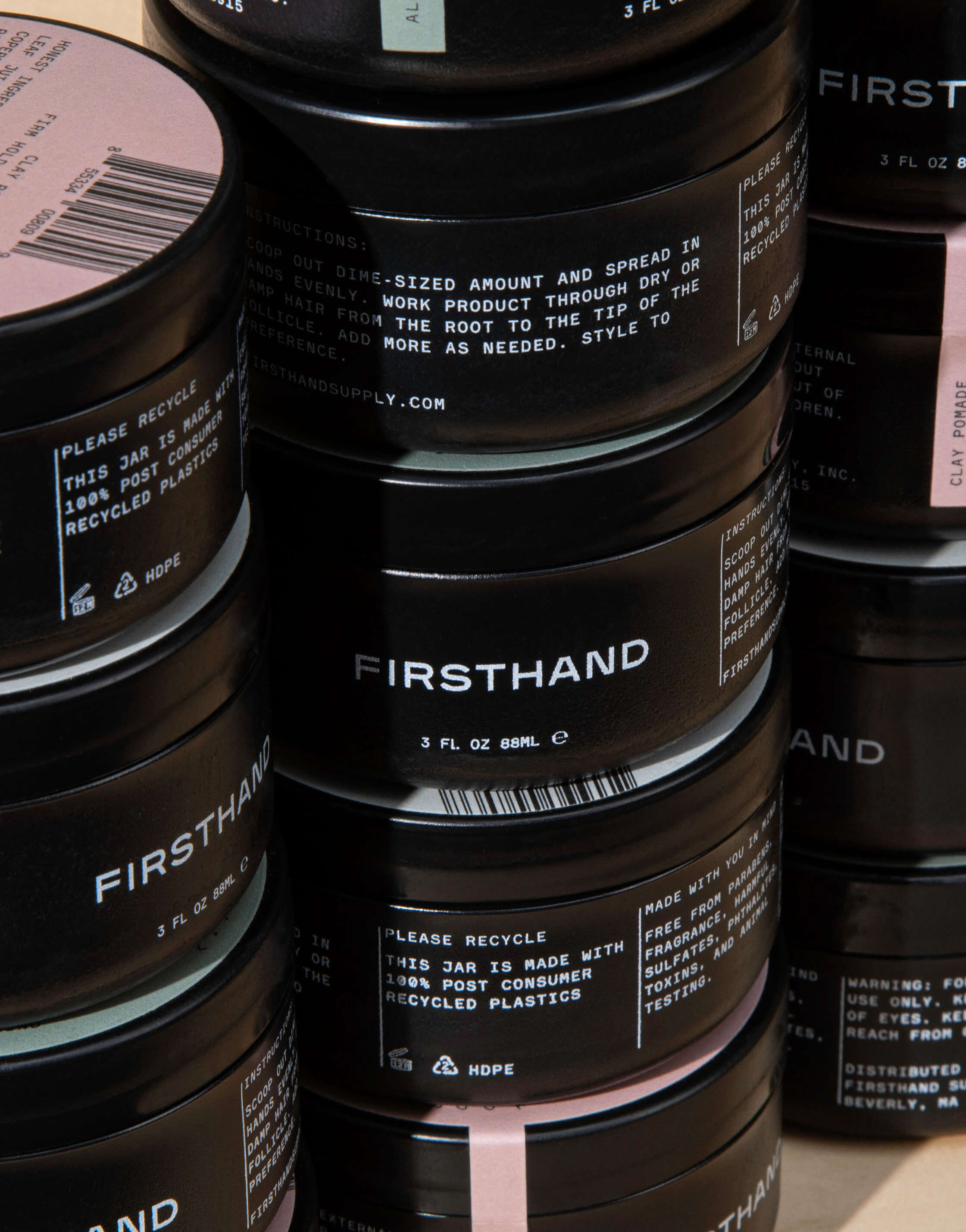 Firsthand - Jars Detail