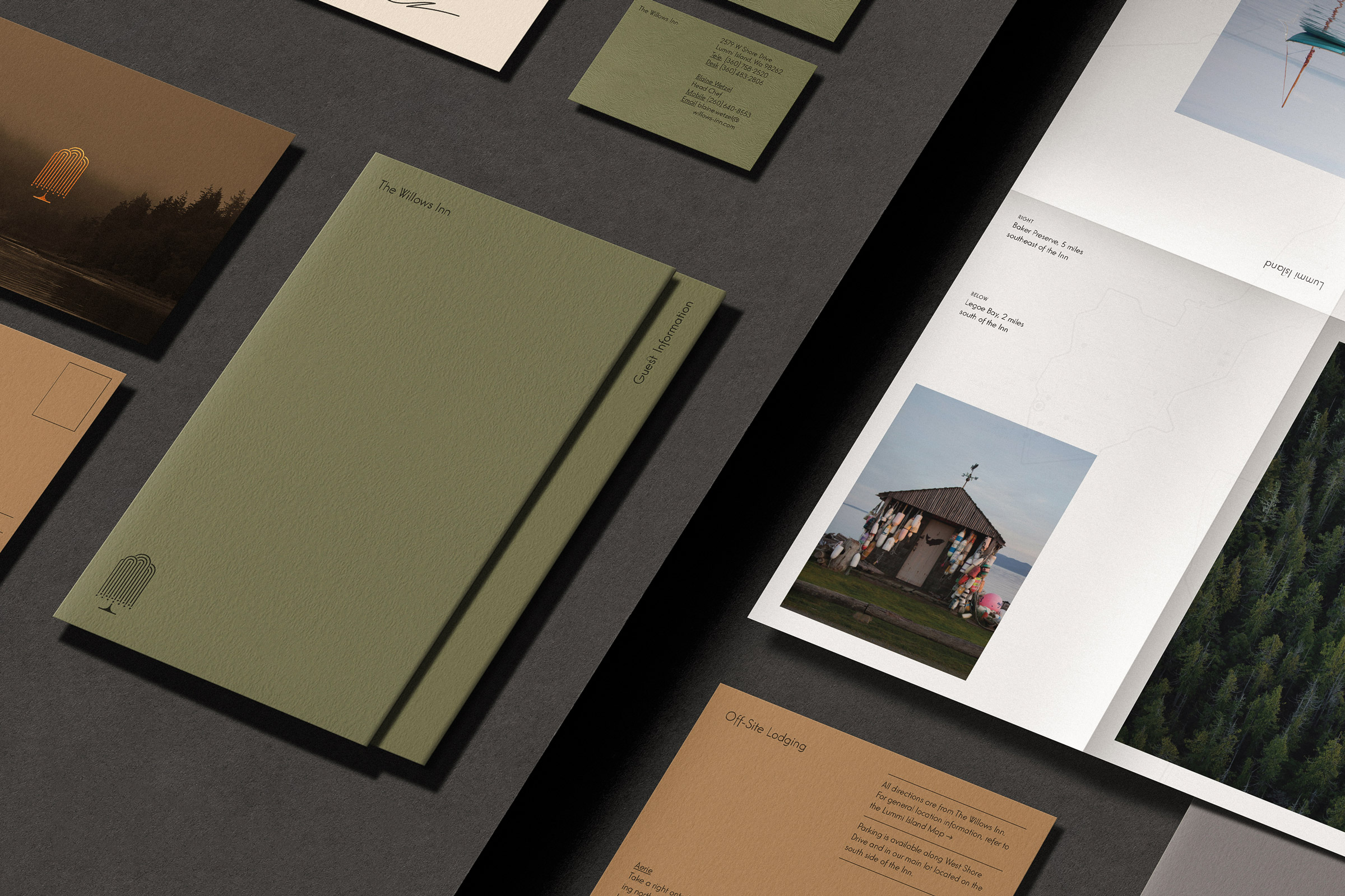 the-willows-inn-print-collateral-detail