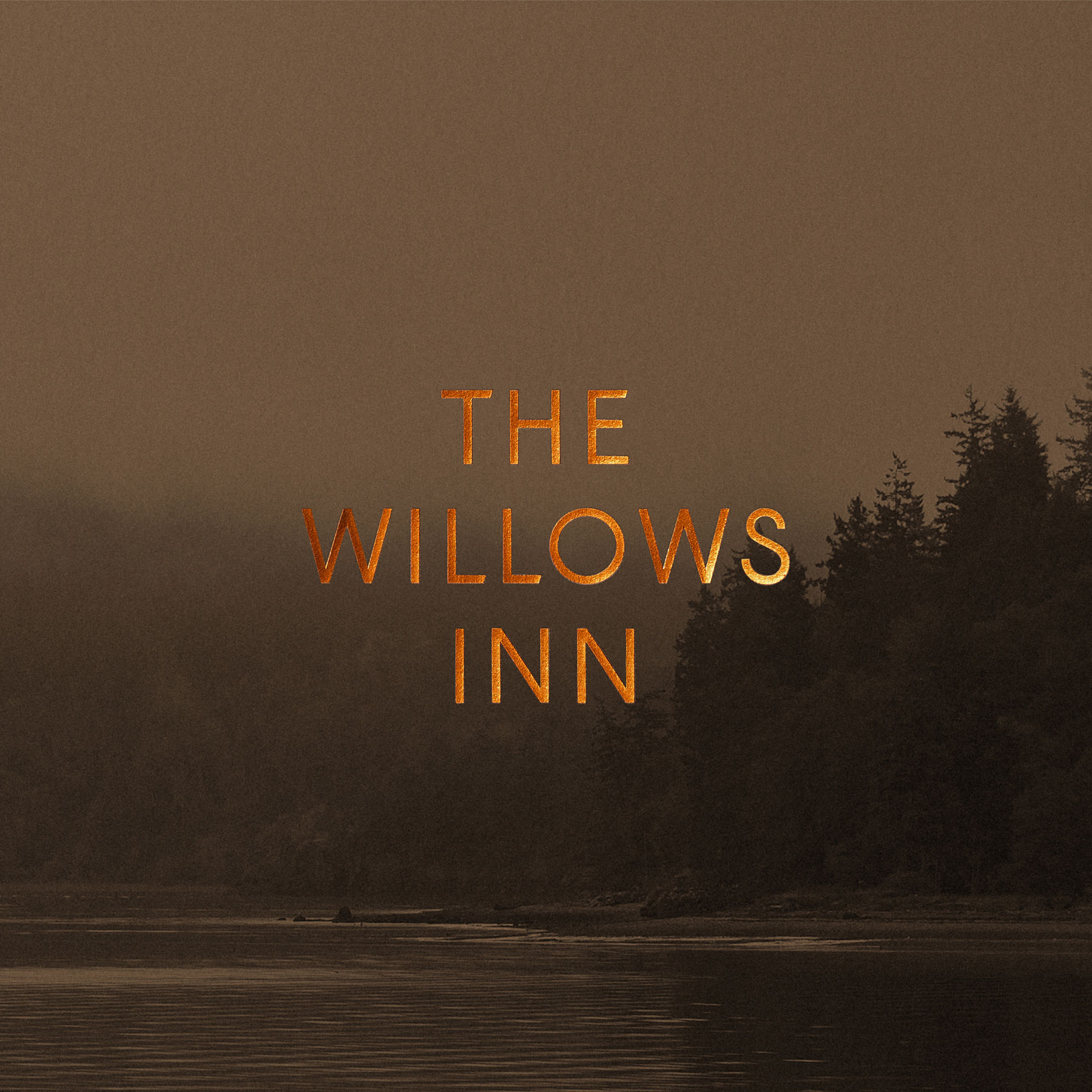 the-willows-inn-wordmark-foil-detail
