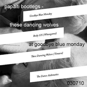 These Dancing Wolves at Goodbye Blue Monday