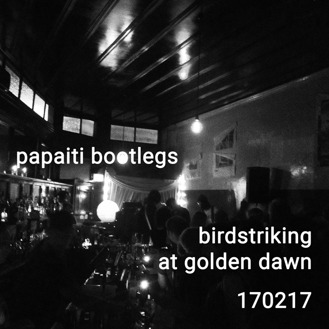Birdstriking at Golden Dawn