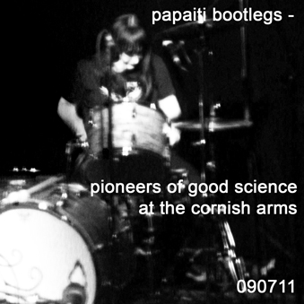 Pioneers of Good Science at The Cornish Arms