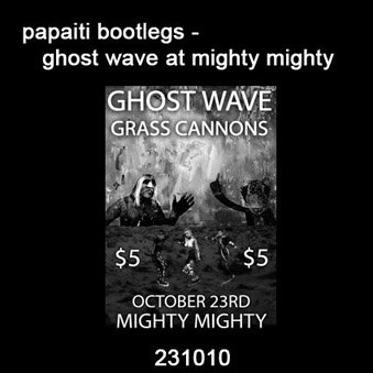 Ghost Wave at Mighty Mighty