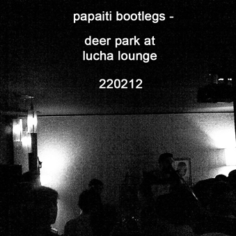 Deer Park at Lucha Lounge