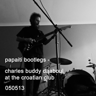 Charles Buddy Daaboul at The Croatian Club