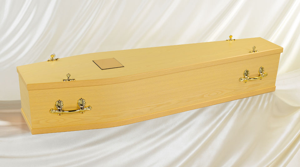 The Maple coffin