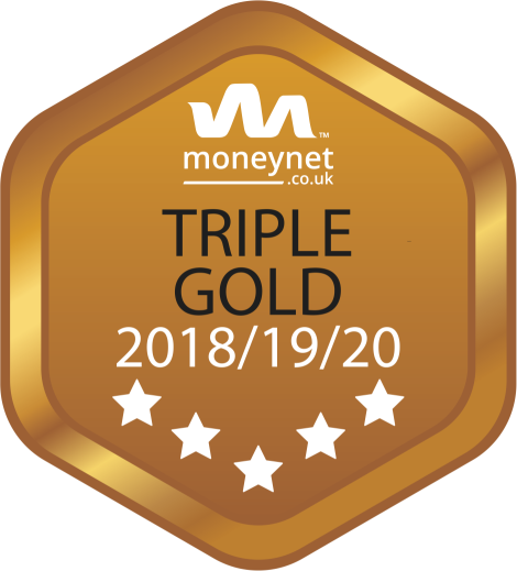 Image of moneynet.co.uk award