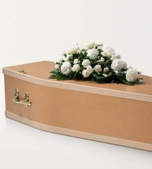 Basic coffin - square image