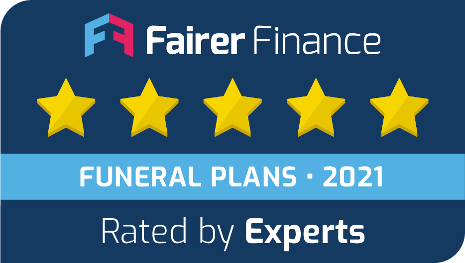 Fairer finance 2021 logo