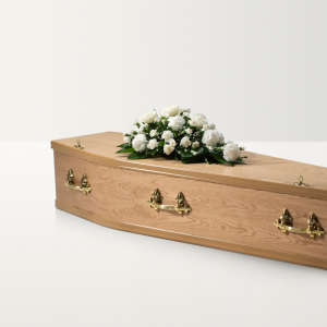 Traditional Coffin