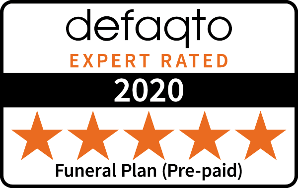 Defaqto 5 star award for 2020.