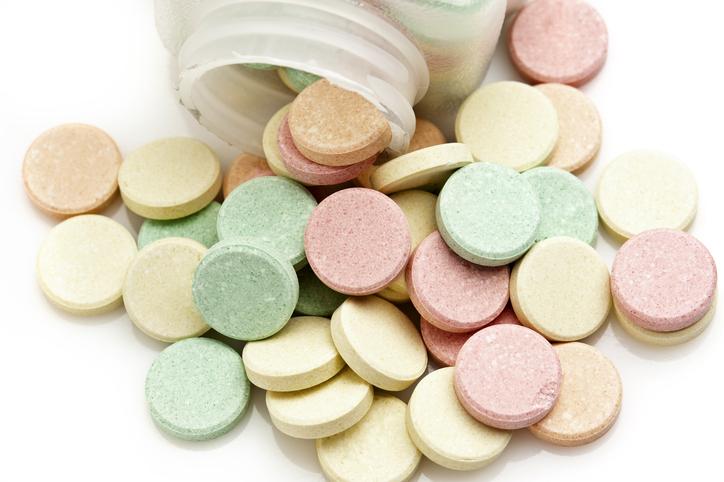 Antacid medicines