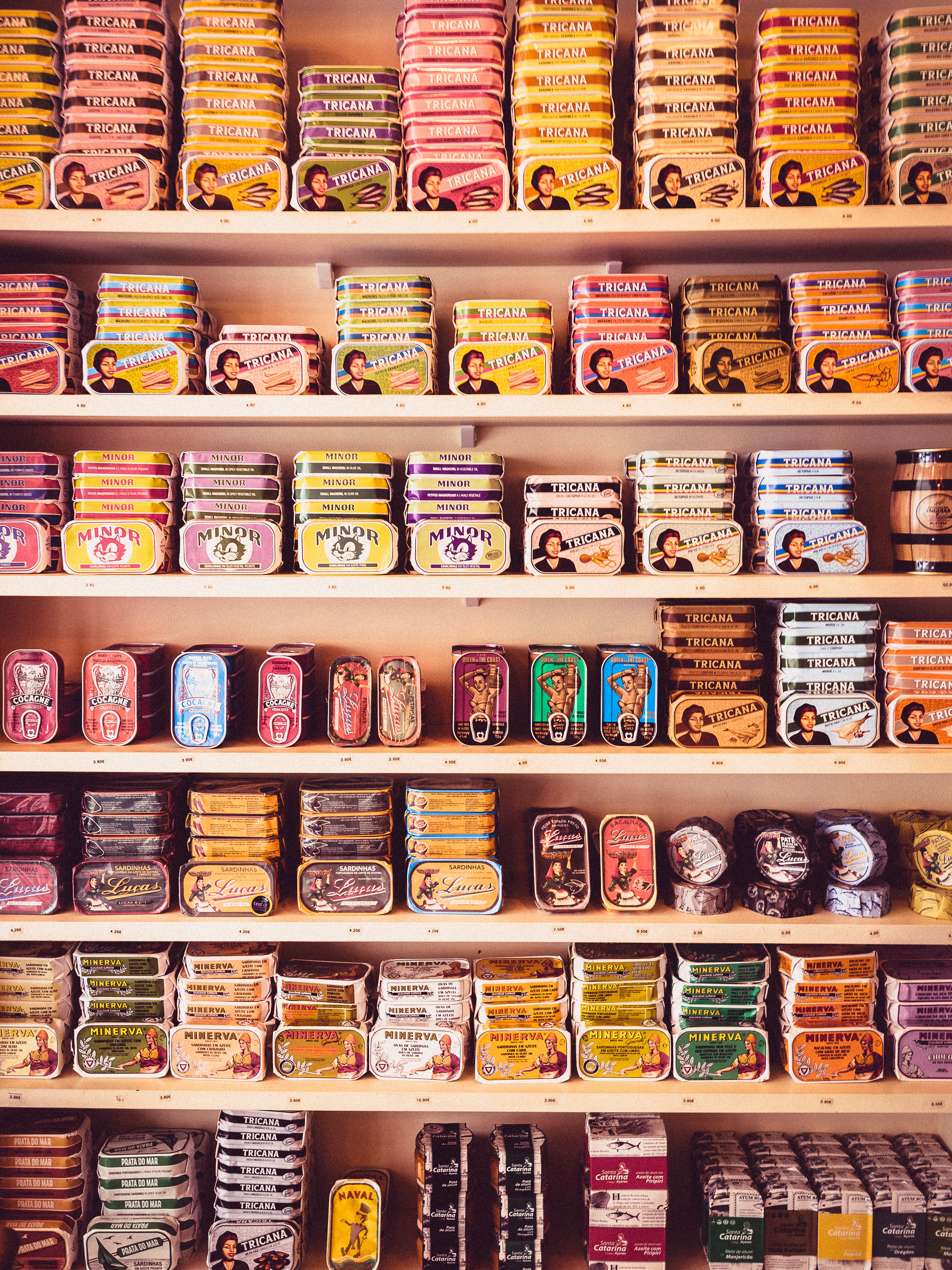 Surprising foods that keep well in a pantry