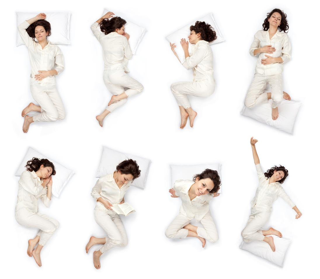 What is the best (and worst) sleeping position?
