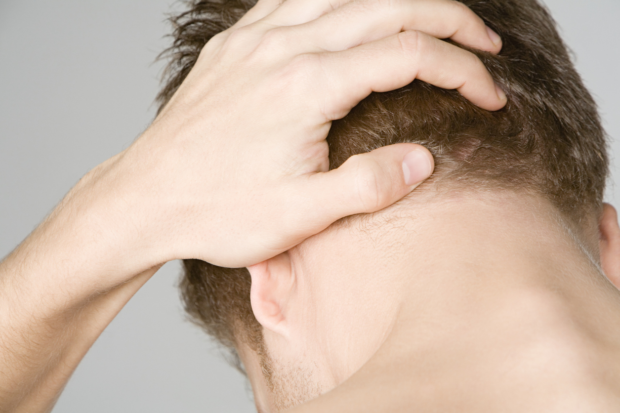 Why do I have a headache in the back of my head?