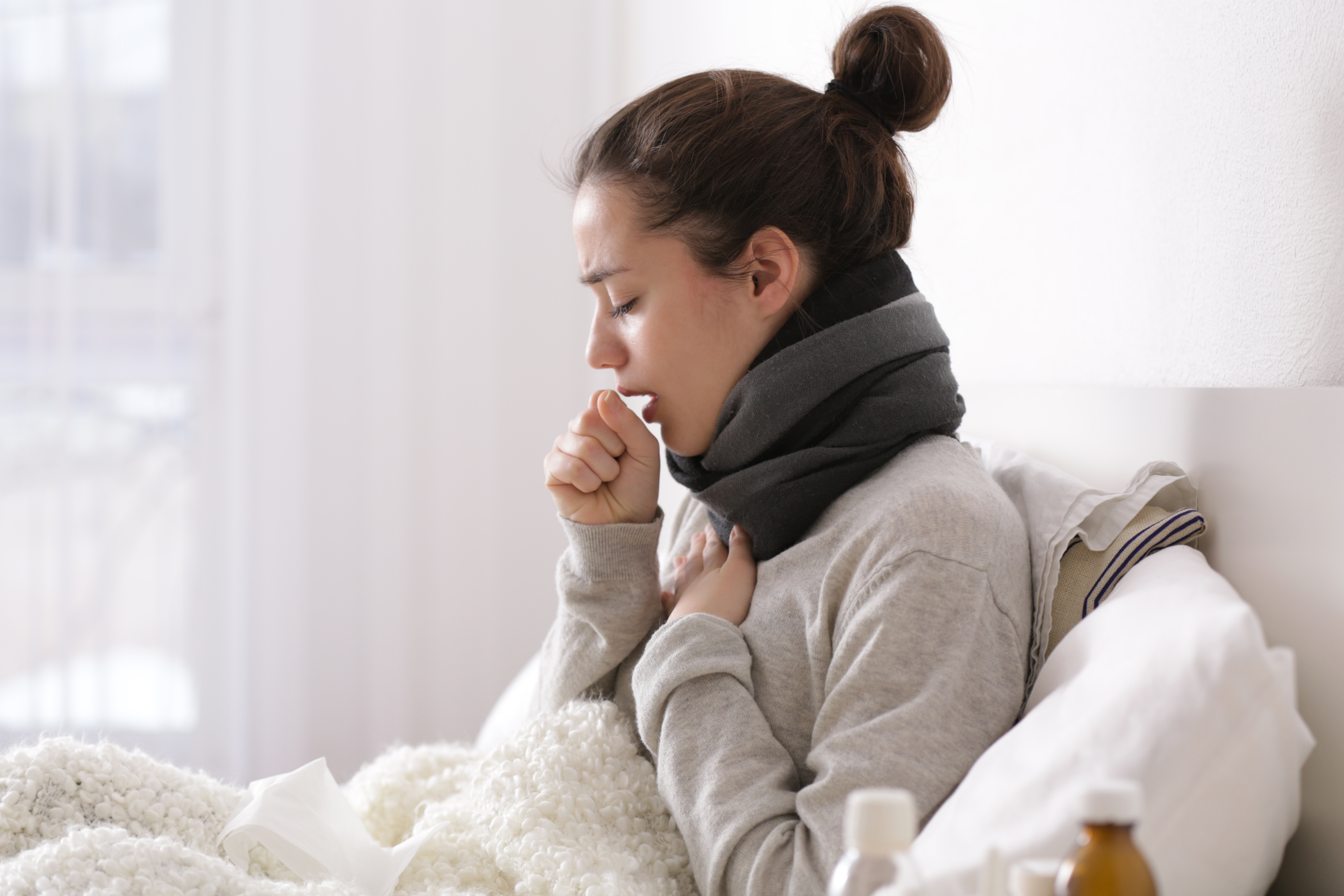 When should you worry about a cough?