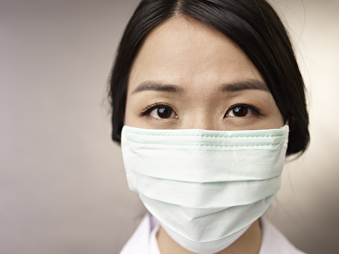 Can a face mask protect you from catching coronavirus?