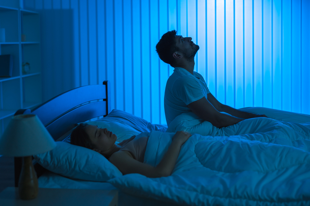 6 ways to get back to sleep in the middle of the night