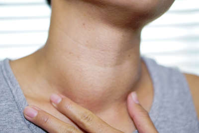 When Should I Be Worried About A Lump In My Neck Your Md