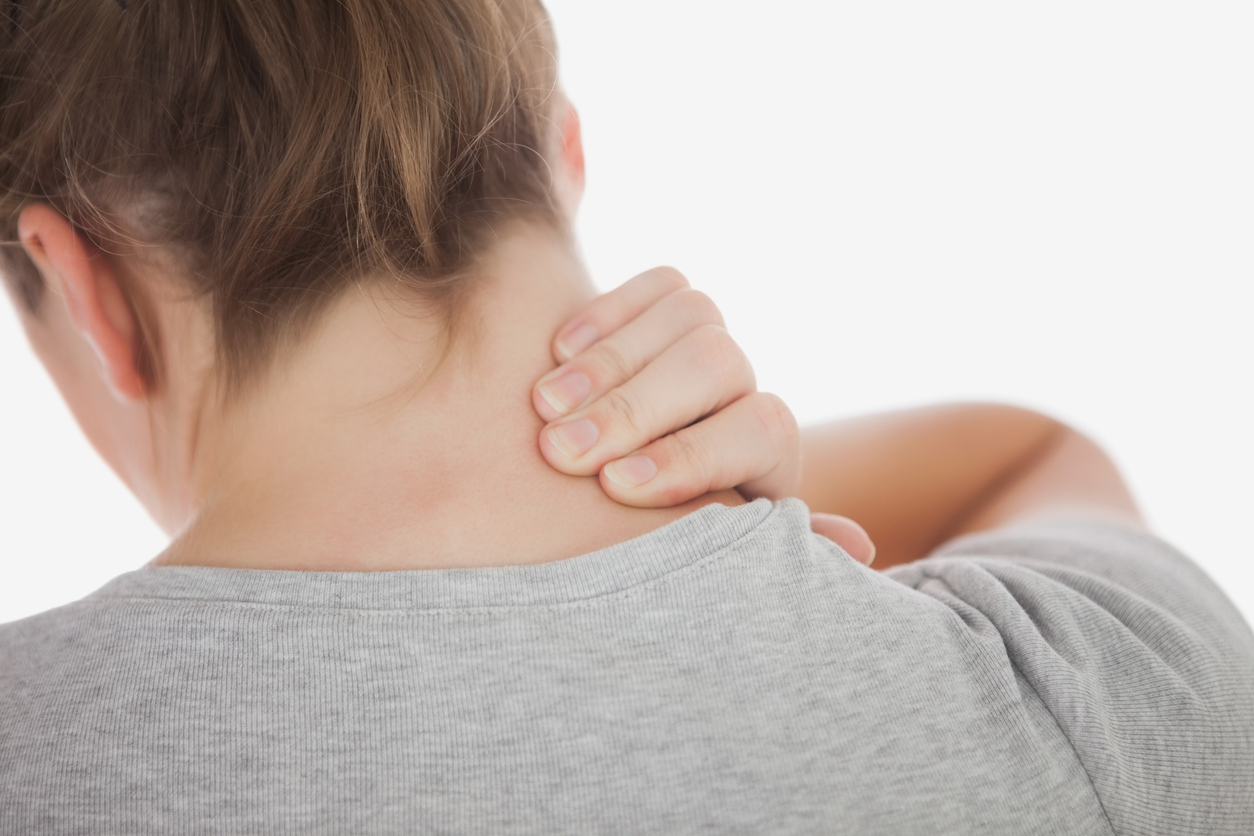 When to worry about neck pain and what to do