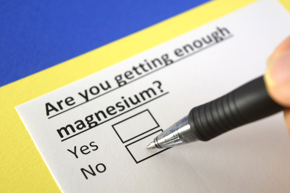 Magnesium deficiency: Causes, symptoms and prevention