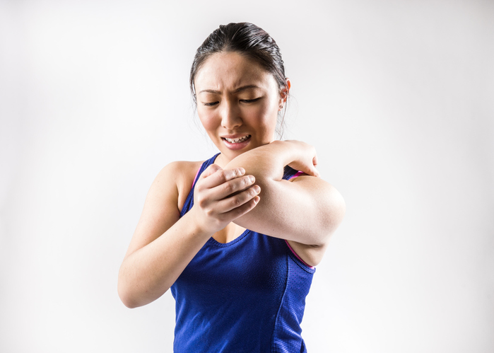 Arm or elbow pain - Healthily