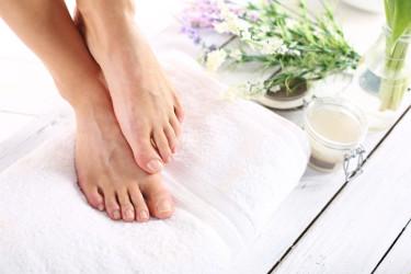 पैर की स्वच्छता