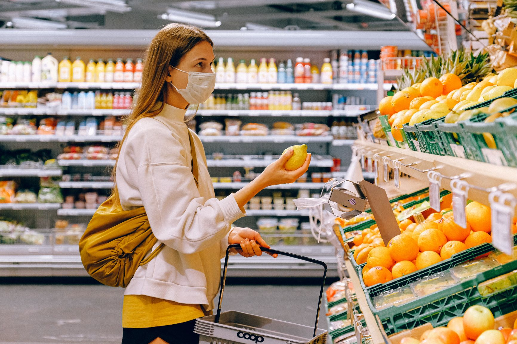 Coronavirus: How to stay safe when you go shopping