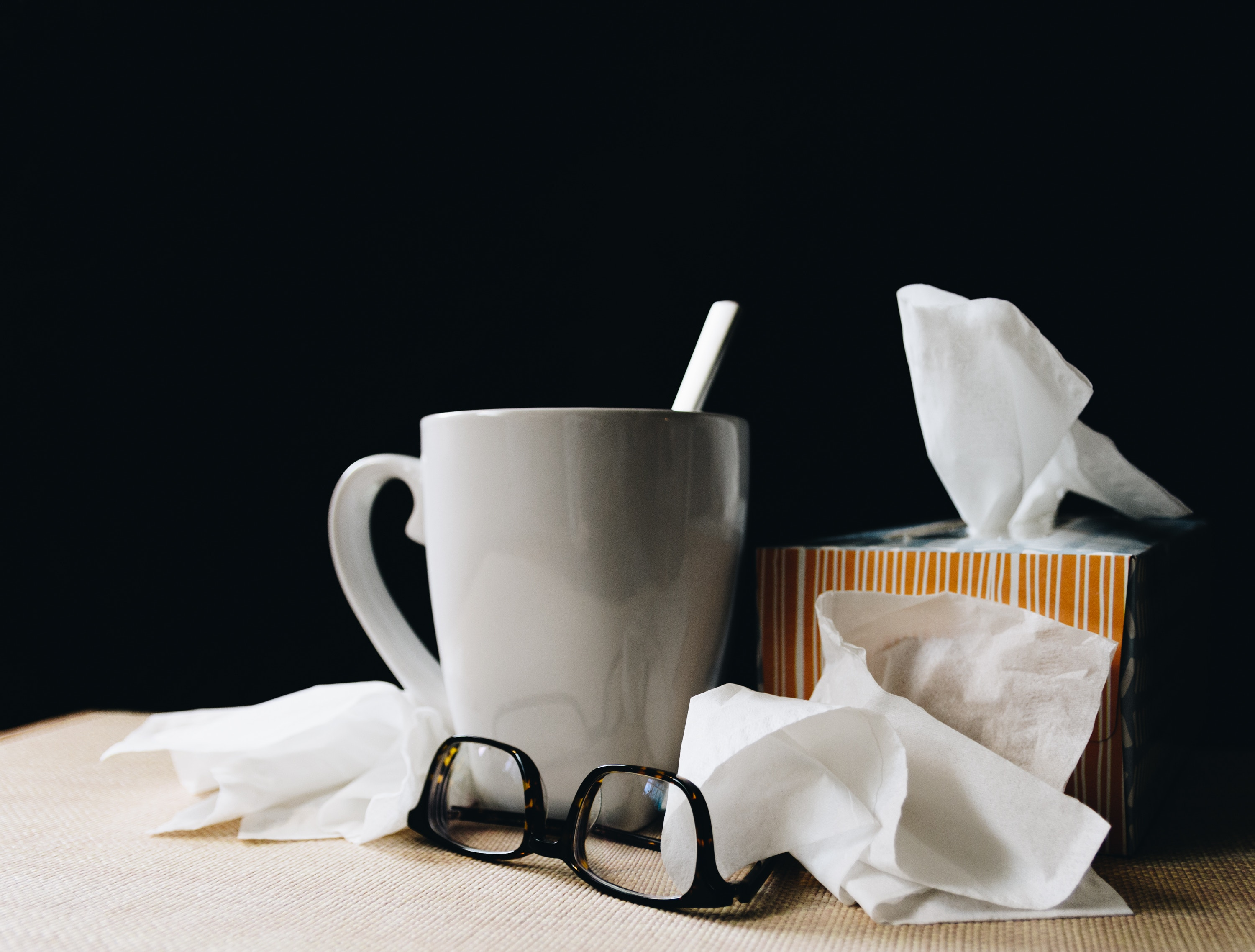 Should I go to work with a sinus infection?