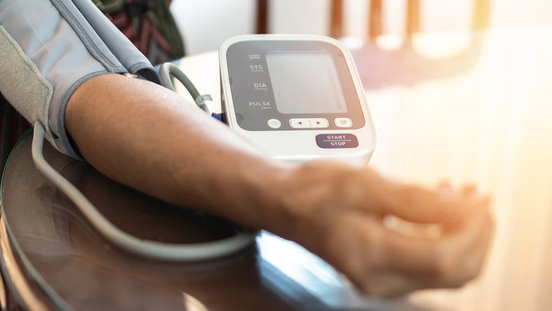 What are the health risks of having low blood pressure?