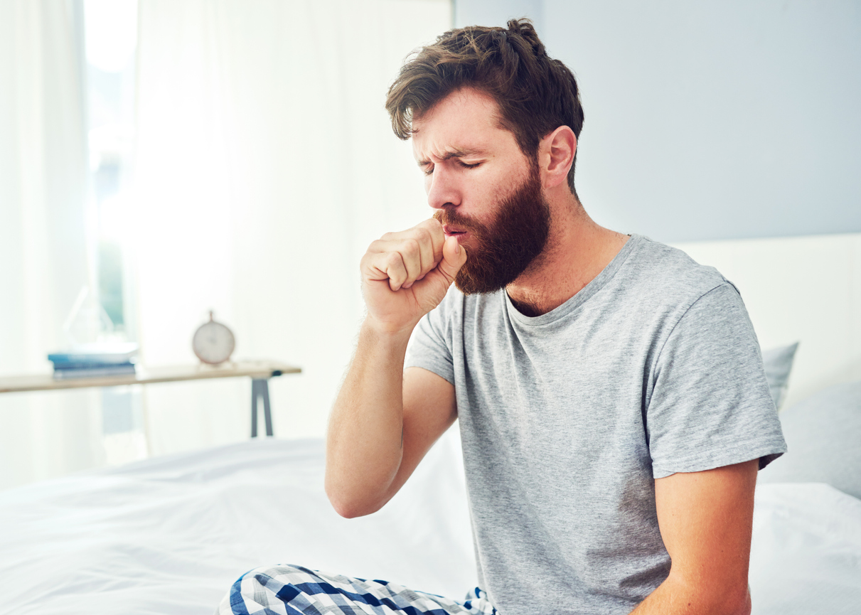 How to treat a cough at home