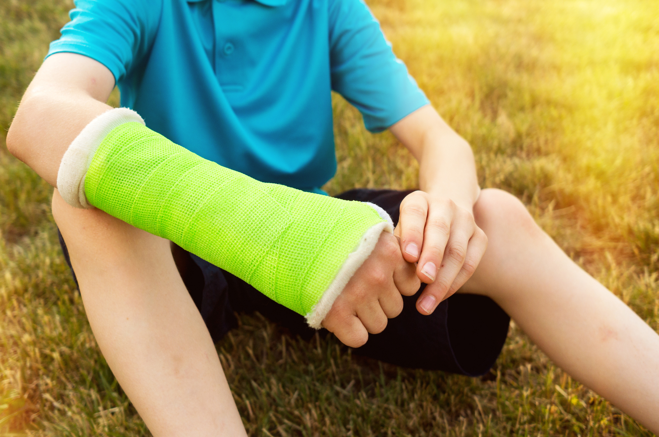 Arm pain and injury