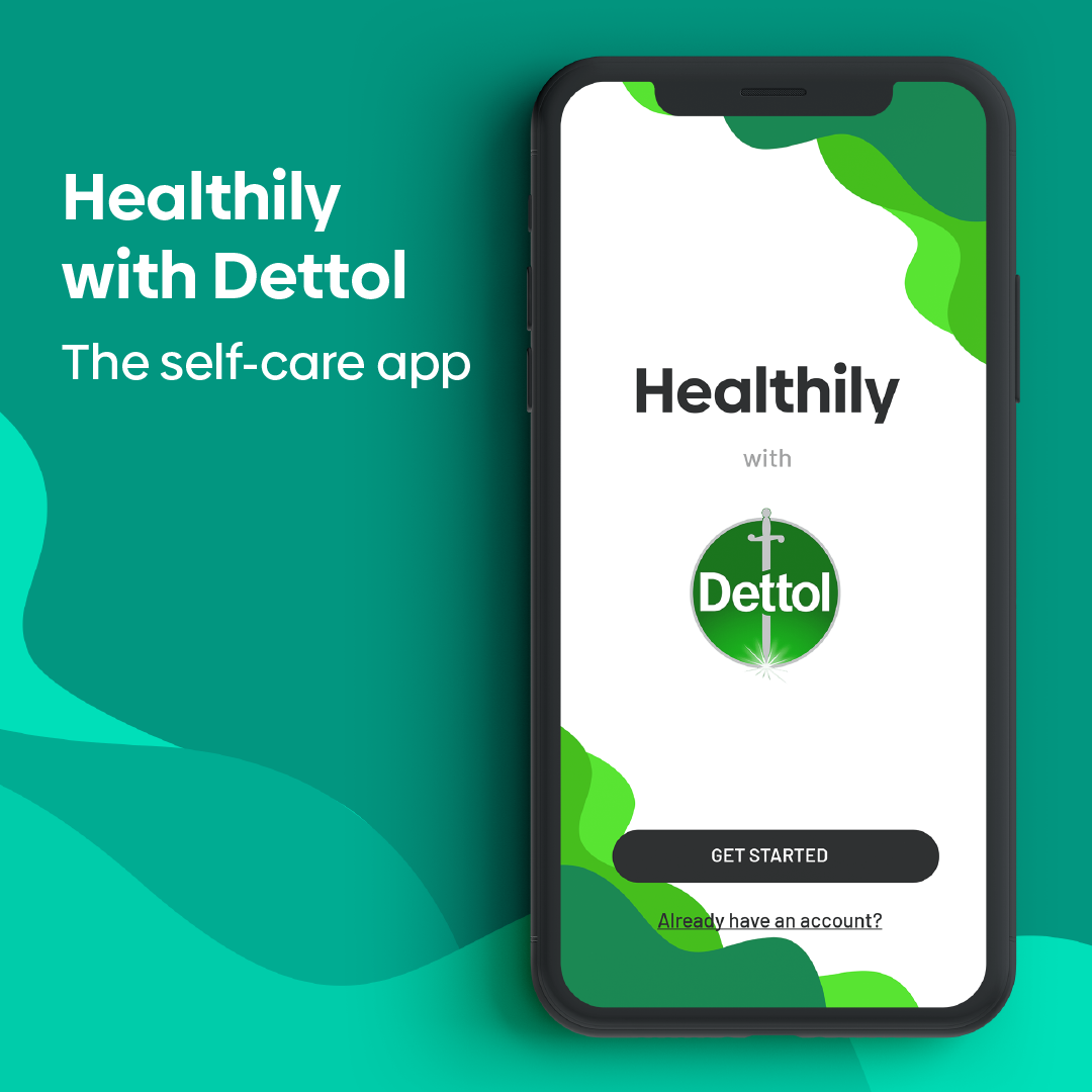 Dettol app