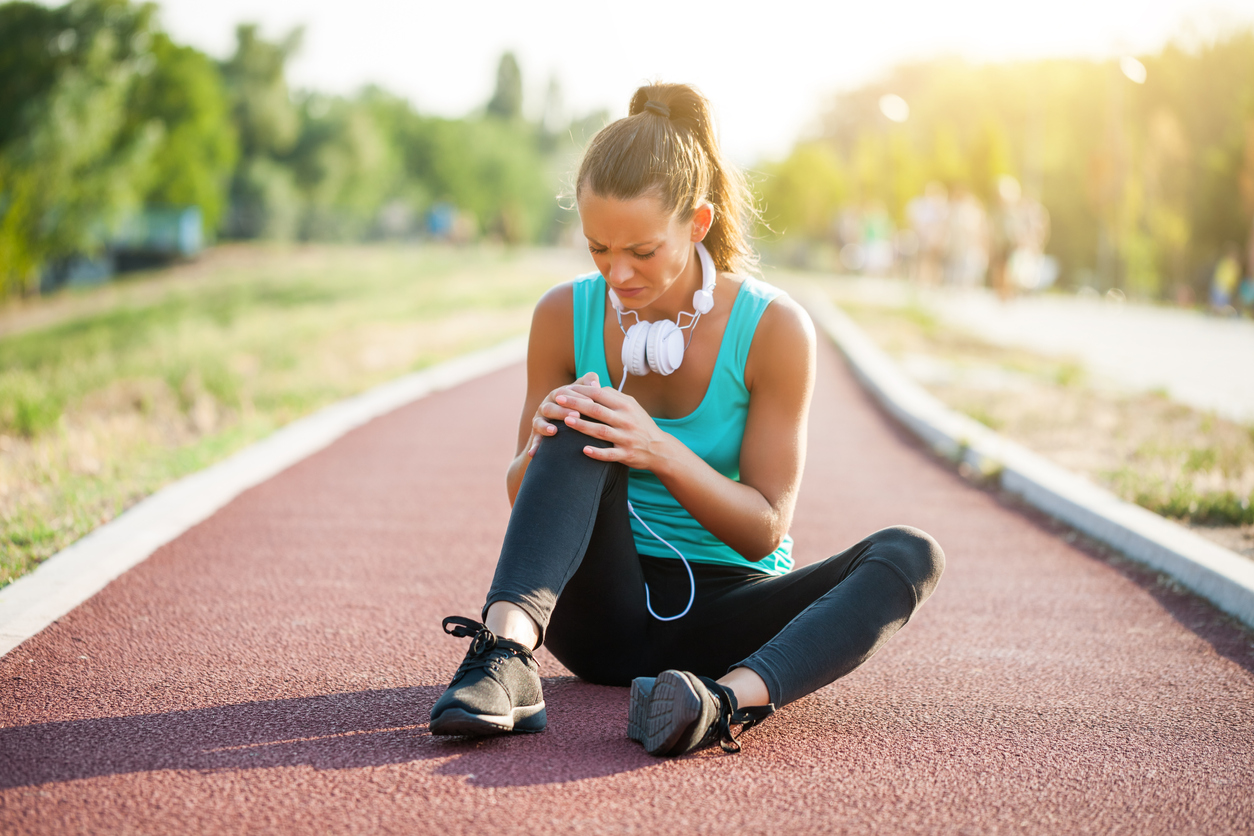 Knee pain: When to see a doctor