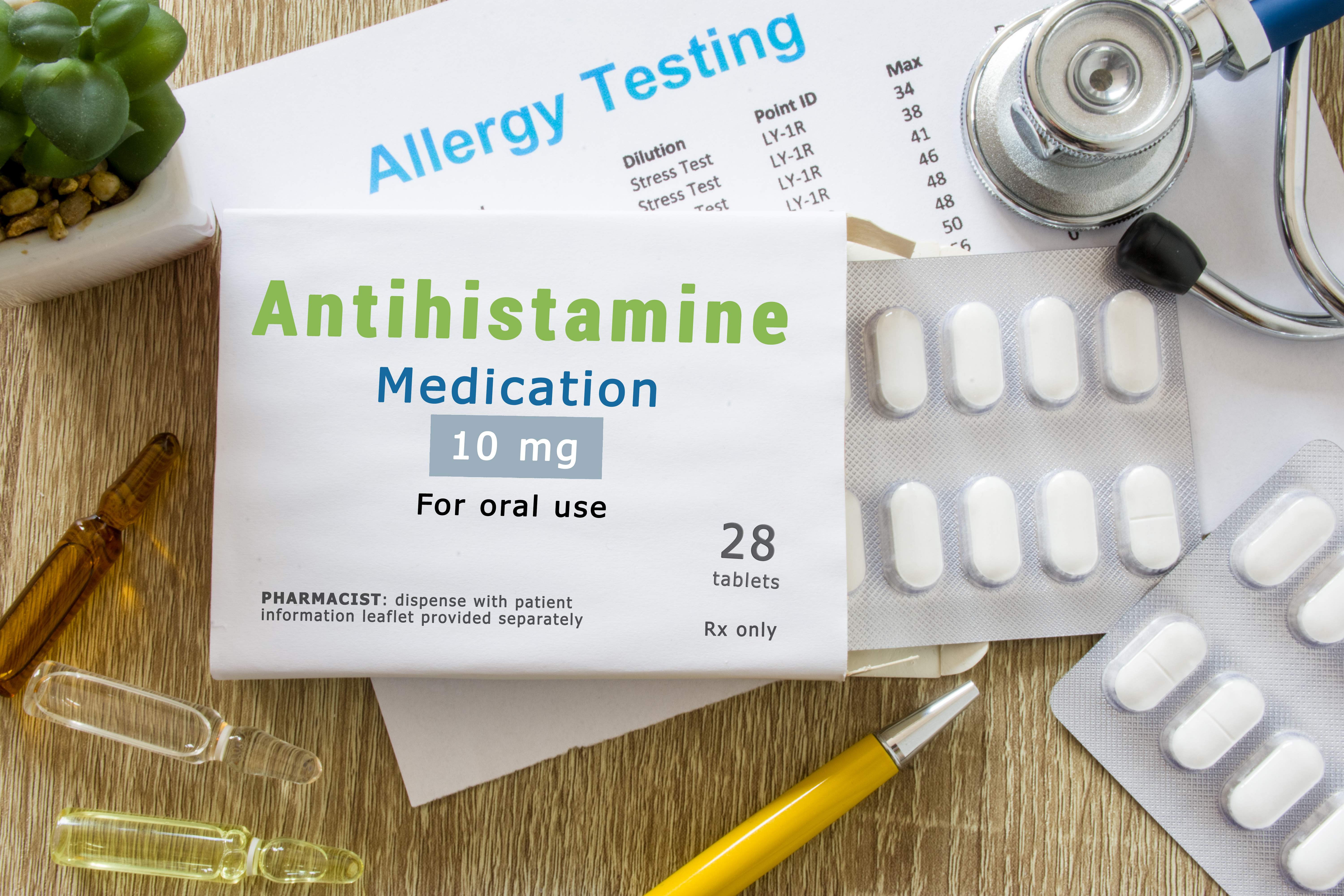 Antihistamines: What's available and what are the side effects?